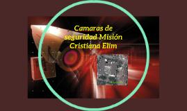 Camaras de seguridad Misión Cristiana Elim
