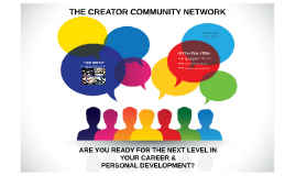 THE CREATOR COMMUNITY NETWORK