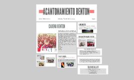CAMPAMENTO BENTON
