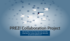 PREZI Collaboration Project
