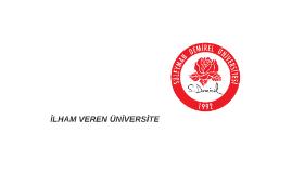 İlham Veren Üniversite.