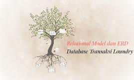Relational Model dan ERD
