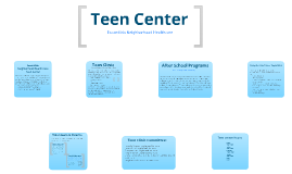 Updated Escondido Teen Center