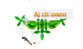 aJ´ cHOWEN