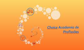 Choice Academia de Profissões