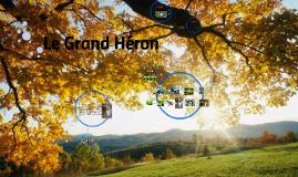 Le Grand Héron