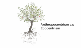 anthropocentrism and ecocentrism essay