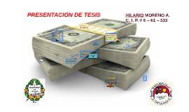 EL PROBLEMA DE LA CORRUPCIÓN POLÍTICA EN PANAMÁ. UNA APROXIMACIÓN FILOSÓFICA E ILUSTRADA