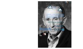 Copy of William Labov