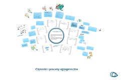 Copy of Czynniki i procesy egzogeniczne