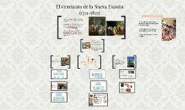 Copy of caracteristicas del virreinato de la nueva españa