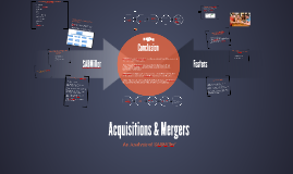 Acquisitions & Mergers