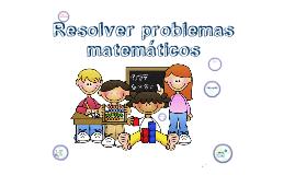 Copy of TFG. Resolver problemas de matemáticas en 2º de primaria