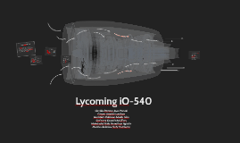 Lycoming iO-540