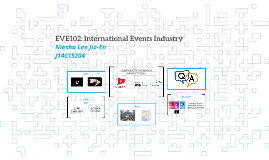 EVE102: International Events Industry