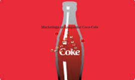 Copy of Copy of Marketingu në kompaninë Coca-Cola