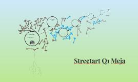 Streetart Q1 Meja
