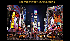The Psychology in Publicity