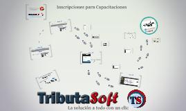 Inscripciones para Capacitaciones TributaSoft S.A.