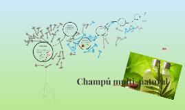 Champú multi-natural