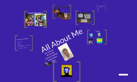 Copy of All About Me MD 2016