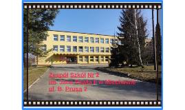 Zespół Szkół Nr 2 im. Jana Pawła II w Miechowie