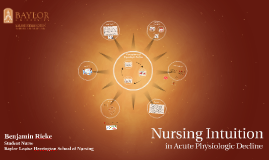 Nursing Perceptions