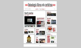 Teknologia librea eta zerbitzua (ICOT 2015)