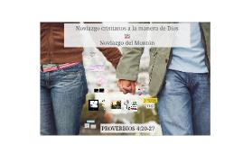 Copy of El Noviazgo Cristiano en el siglo XX1