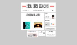 2 ESO Presentación curso
