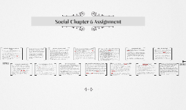 Social Chapter 6 Assignment