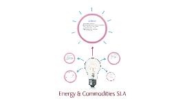 Energy&Commodities SLA