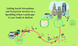 Linking Social Perceptions and Ecosystem Services in a spraw