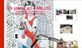 La street art e MILLO