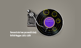 Reggae in Britain