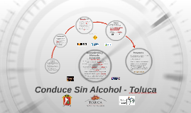 Conduce Sin Alcohol - Toluca