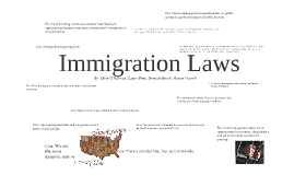 The Immigration Law