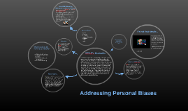 Addressing Personal Biases