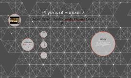 Physics of Furious 7