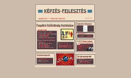 KÉPZÉS-FEJLESZTÉS