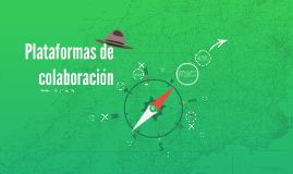 Plataformas de colaboracion