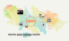 Heston Reddi english Speech