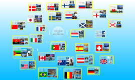Copy of Countries and nationalities - 5ºano - TWEEN 5