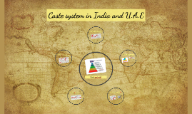 Copy of Caste system in India and U.A.E