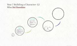 Building a Character- L2
