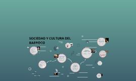 Copy of SOCIEDAD Y CULTURA DEL BARROCO