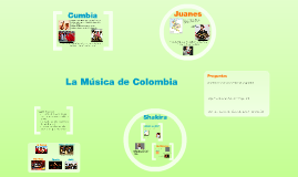 Musica de Colombia
