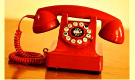 Evolving a Call