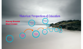 Historical Perspectives of Eduaction
