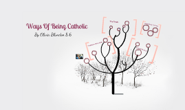 Ways Of Being Catholic
